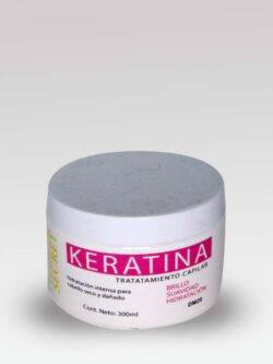 Tratamiento Capilar Keratina FLOWER SECRET 300ml.