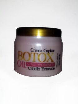 Crema Capilar Botox Oíl SALONEX 500ml.