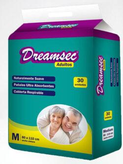 Pañales para Adultos M DREAMSEC 30 Unidades.